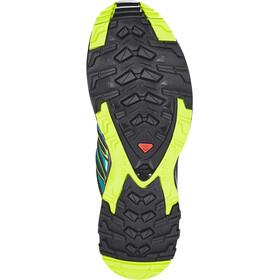 Salomon W's XA Pro 3D GTX Shoes Deep Lake/Black/Lime Green